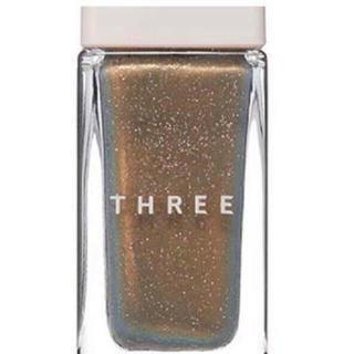 THREE - 新品 Three ネイル 限定色 X45 BEAUTY RELEASE