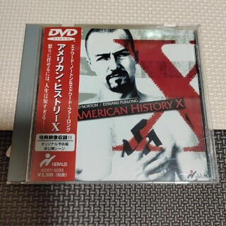 アメリカン・ヒストリーX DVD(外国映画)