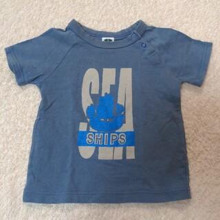シップスキッズ(SHIPS KIDS)のシップスキッズ プリントTシャツ(Tシャツ/カットソー)