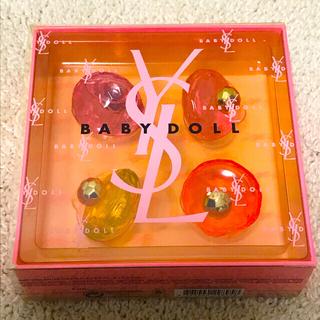 Yves Saint Laurent Beaute - ベビードール ラブカラーコレクション 限定品