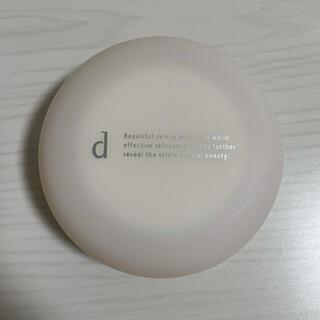 ディープログラム(d program)のdプログラム 薬用エアリースキンケアヴェール (フェイスパウダー)
