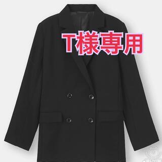 ジーユー(GU)のGU ダブルブレストジャケット(その他)