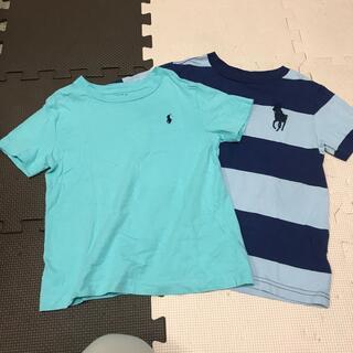 ポロラルフローレン(POLO RALPH LAUREN)のラルフローレン Tシャツ2枚セット 3T(Tシャツ/カットソー)