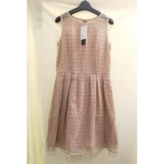 ロートレアモン(LAUTREAMONT)の新品 定価39000 ロートレ・アモン ワンピースドレス(ひざ丈ワンピース)