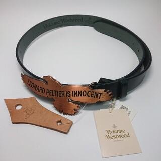 ヴィヴィアンウエストウッド(Vivienne Westwood)の【新品タグ付き】ヴィヴィアンウエストウッド ベルト(ベルト)