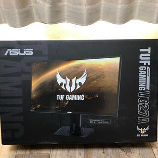 ASUS - TUF Gaming VG27A27インチ ブラック ゲーミングモニター