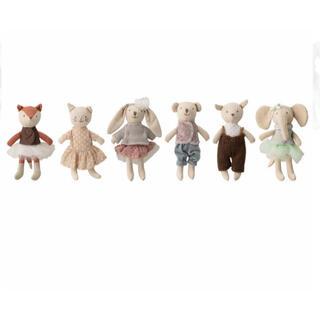 ボーネルンド(BorneLund)のbloomingville mini ブルーミングヴィル 人形セット ぬいぐるみ(ぬいぐるみ)