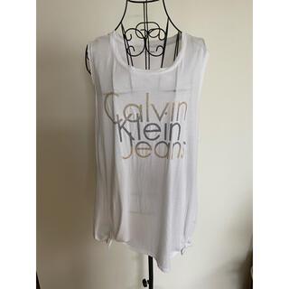 カルバンクライン(Calvin Klein)のカルバンクラインタンクトップ(タンクトップ)
