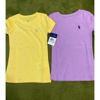 ラルフローレン(Ralph Lauren)の🌻ラルフローレン 半袖Tシャツ 3/3Tサイズ 2枚セット🌻(Tシャツ/カットソー)