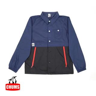 チャムス(CHUMS)のCHUMS チャムス ナイロンジャケット コーチジャケット(ナイロンジャケット)