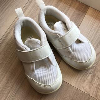 アシックス(asics)のasics アシックス 上靴 ベビーキッズ(スクールシューズ/上履き)
