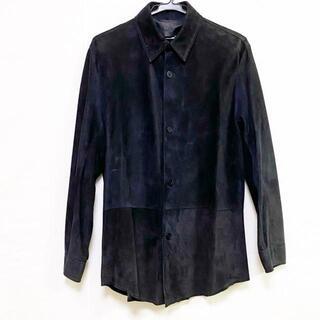 ロエベ(LOEWE)のロエベ 長袖シャツ サイズ46 L メンズ - 黒(シャツ)