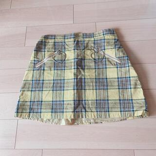スピンズ(SPINNS)のSPINS 台形スカート(ミニスカート)
