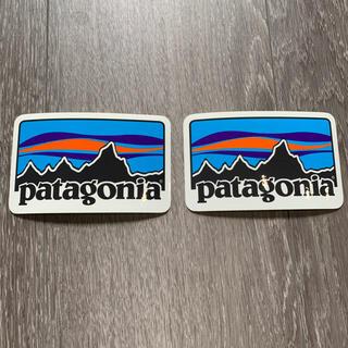 パタゴニア(patagonia)のPatagoniaステッカー (ステッカー)