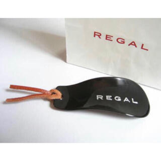 リーガル(REGAL)のリーガル靴べら(黒)新品未使用 送料無料/REGAL(その他)