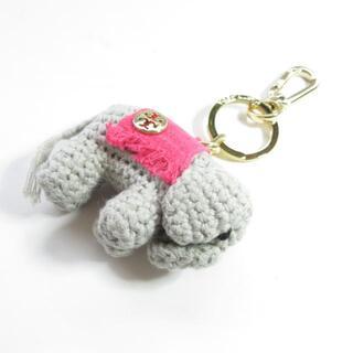 トリーバーチ(Tory Burch)のトリーバーチ キーホルダー(チャーム) - 象(キーホルダー)