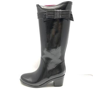 ケイトスペードニューヨーク(kate spade new york)のケイトスペード レインブーツ 7 レディース(レインブーツ/長靴)