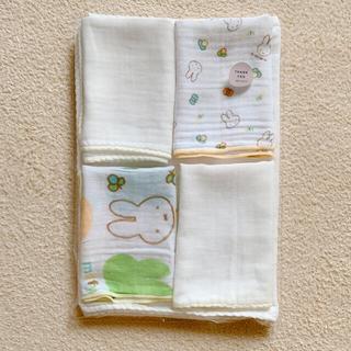 アカチャンホンポ(アカチャンホンポ)の沐浴布 ガーゼ 4枚 ミッフィー (その他)