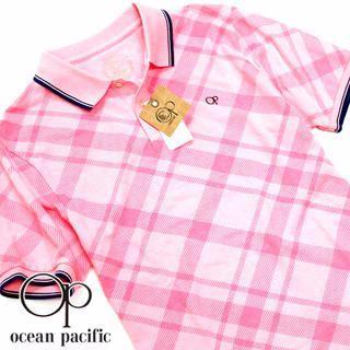 オーシャンパシフィック(OCEAN PACIFIC)の新品!! OceanPacific オーシャンパシフィック半袖ポロシャツM23(ポロシャツ)