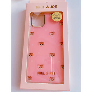 ポールアンドジョー(PAUL & JOE)のPaul & JOE iphoneケース(iPhoneケース)