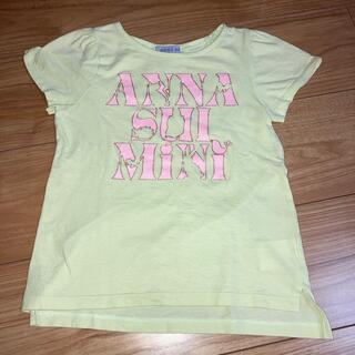 アナスイミニ(ANNA SUI mini)のアナスイミニ Tシャツ 120(Tシャツ/カットソー)