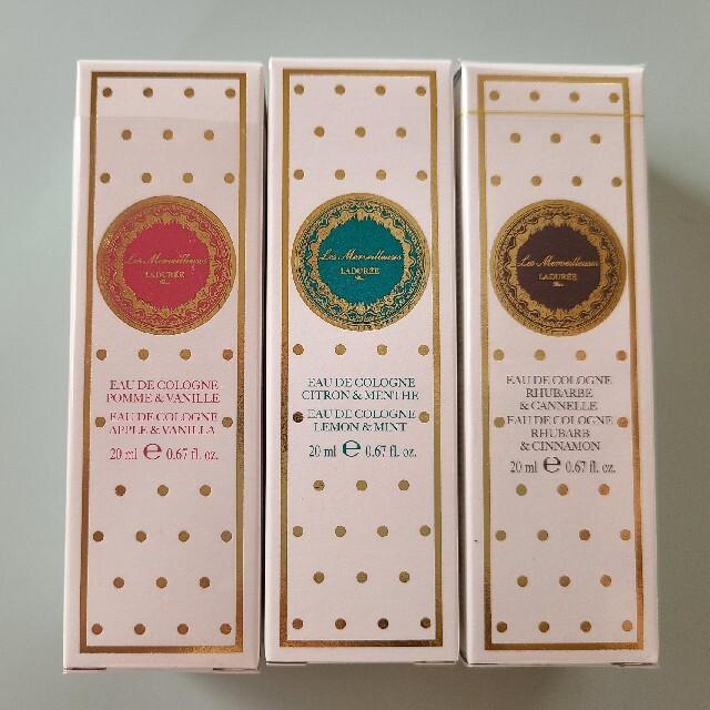 Les Merveilleuses LADUREE(レメルヴェイユーズラデュレ)のレ・メルヴェイユーズ ラデュレ オーデコロン コスメ/美容の香水(香水(女性用))の商品写真