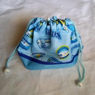 サンリオ(サンリオ)のサンリオ SHINKANSENお弁当袋(ランチボックス巾着)