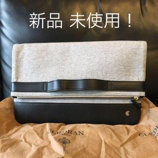 EDIFICE - 【未使用 美品】CLEDRAN×EDIFICE クラッチバッグ