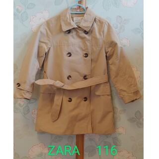 ザラ(ZARA)の使用回数少 美品★ZARA ザラ★トレンチコート スプリングコート ジャケット(ジャケット/上着)