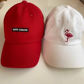 ウィゴー(WEGO)のレピピアルマリオ 帽子 (キャップ)