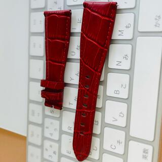 ガガミラノ(GaGa MILANO)のGaGa MILANO ガガミラノ ブランド:ガガミラノ サイズ:48mm 赤色(腕時計)