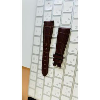 ガガミラノ(GaGa MILANO)の新品 GaGa MILANO ガガミラノバンド ベルト 40ミリ用 褐色(腕時計)