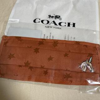 COACH - COACH マスクカバー