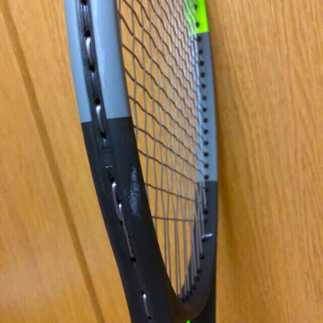 wilson(ウィルソン)のウィルソン ブレード 98 16×19 v7.0 【G2】  スポーツ/アウトドアのテニス(ラケット)の商品写真