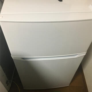 ハイアール(Haier)のHaier 冷蔵庫  2019年製(冷蔵庫)