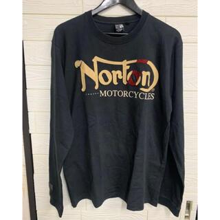 ノートン(Norton)のNorton   ノートン   長袖   Tシャツ   ロンT   バイカー(Tシャツ/カットソー(七分/長袖))