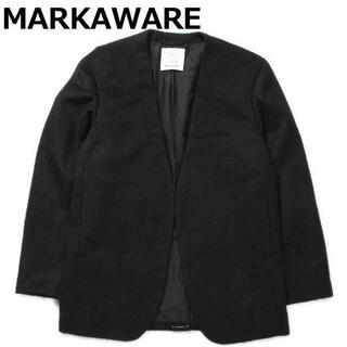 マーカウェア(MARKAWEAR)のMARKAWARE 17AW アルパカジャケット マーカウェア(テーラードジャケット)
