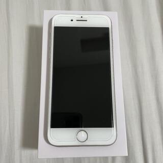 アイフォーン(iPhone)のiPhone 8 Silver 256 GB SIMフリー(スマートフォン本体)