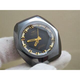 TECHNOS - TECHNOS deluxe Borazon 自動巻き腕時計 デイト 立体風防