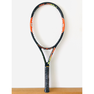 ウィルソン(wilson)のウィルソン『バーン BURN 95』テニスラケット/Wilson/錦織圭愛用(ラケット)