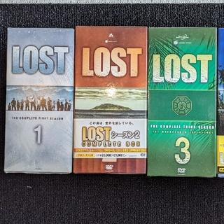 UNIVERSAL ENTERTAINMENT - LOSTシーズン1−6