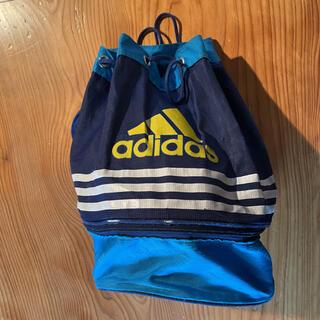 アディダス(adidas)のアディダス プールバッグ(マリン/スイミング)