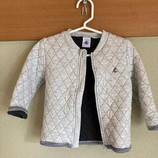 プチバトー(PETIT BATEAU)のプチバトー PETIT BATEAU ベビー服 上着(その他)