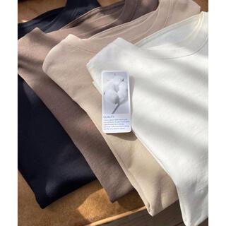 ビームス(BEAMS)のUSAコットンヘビーウェイトビッグシルエットtee(Tシャツ(半袖/袖なし))