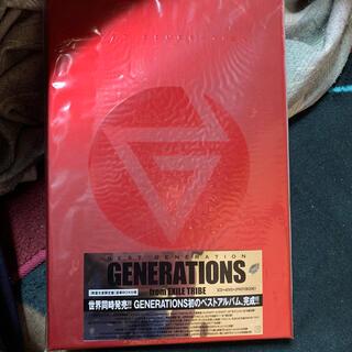 ジェネレーションズ(GENERATIONS)のGENERATIONS 「BEST GENERATION」 数量限定生産盤(ポップス/ロック(邦楽))