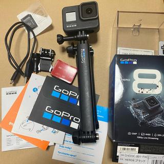 ゴープロ(GoPro)のgopro hero8 black (コンパクトデジタルカメラ)