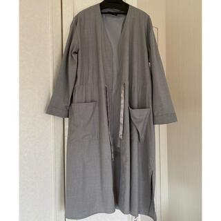 アーバンリサーチ(URBAN RESEARCH)の中古 アーバンリサーチ グレーノーカラー薄手コート(スプリングコート)