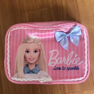 バービー(Barbie)のBarbie♡ポーチ♡未使用♡(ポーチ)