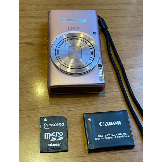 Canon(キヤノン)のCanon IXY  スマホ/家電/カメラのカメラ(コンパクトデジタルカメラ)の商品写真