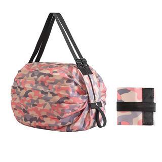 新品未使用 エコバッグ 折りたたみ ショッピングバッグ 買い物バッグ 防水 軽量(エコバッグ)